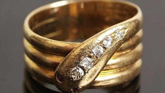 A 19th century diamond set ring